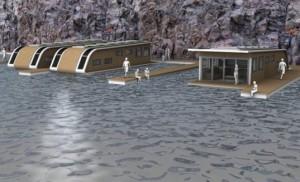 der n chste urlaub mit einem solarangetriebenen hausboot. Black Bedroom Furniture Sets. Home Design Ideas