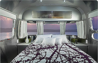 airstream s sterling neues wohnwagen konzept. Black Bedroom Furniture Sets. Home Design Ideas